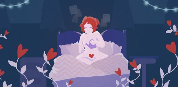 Tình trạng khô âm đạo xuất hiện khi trời lạnh có thể gây ảnh hưởng đến chất lượng cuộc yêu của bạn - Ảnh 4.