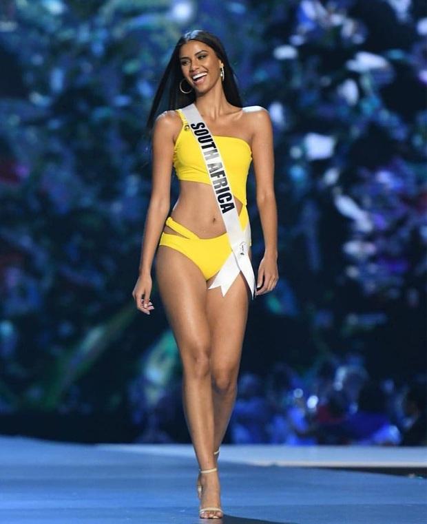 Chân dài Nam Phi liên tục giành giải cao tại 3 mùa Miss Universe: Màn phục thù thành công từ Á hậu 1 2018 tới Tân Hoa hậu 2019! - Ảnh 4.