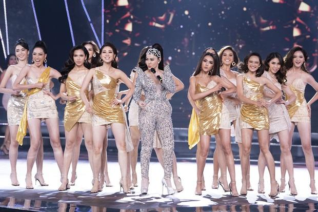 Lộ khoảnh khắc HHen Niê ngắm Thu Minh say mê, Khánh Vân quẩy theo nhiệt tình trong hậu trường Hoa hậu Hoàn Vũ Việt Nam 2019 - Ảnh 6.
