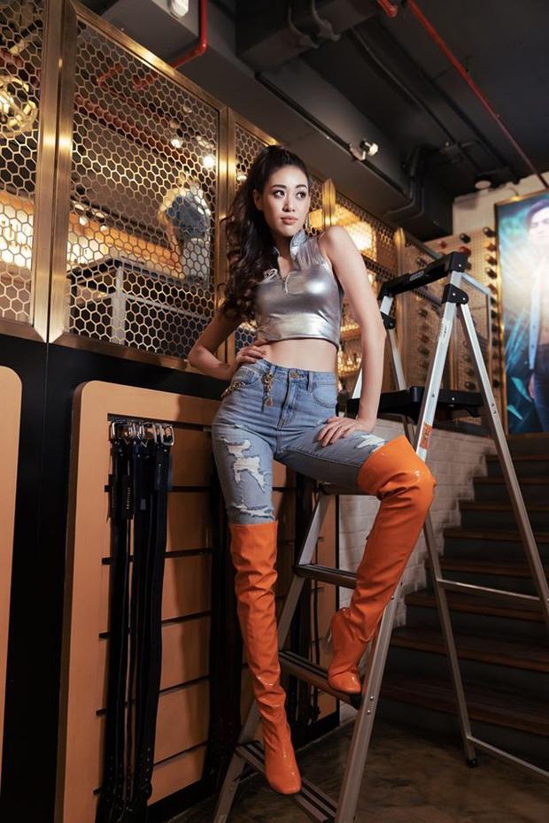 Tân Hoa hậu Khánh Vân trên show thực tế: Chưa dẫn đầu lần nào nhưng cũng không bao giờ rớt khỏi top 20 - Ảnh 5.