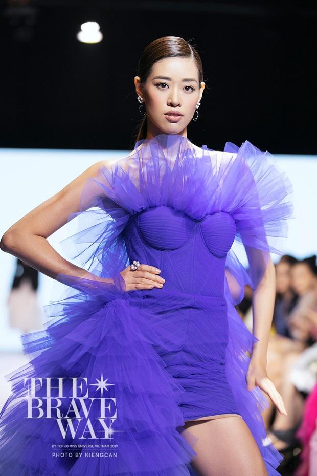 Tân Hoa hậu Khánh Vân trên show thực tế: Chưa dẫn đầu lần nào nhưng cũng không bao giờ rớt khỏi top 20 - Ảnh 12.