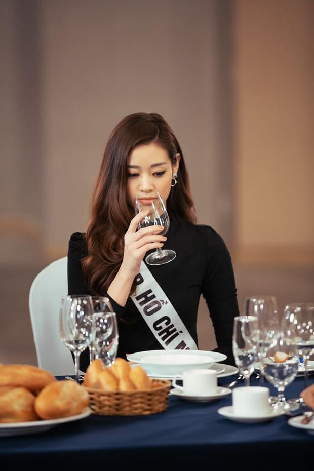 Tân Hoa hậu Khánh Vân trên show thực tế: Chưa dẫn đầu lần nào nhưng cũng không bao giờ rớt khỏi top 20 - Ảnh 7.