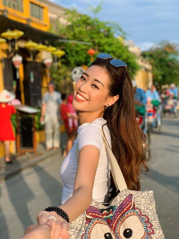 Gia thế không phải dạng vừa Khánh Vân - Tân Hoa hậu Hoàn vũ Việt Nam: Sở hữu căn hộ rộng rãi, du lịch sang chảnh chẳng kém cạnh ai! - Ảnh 12.