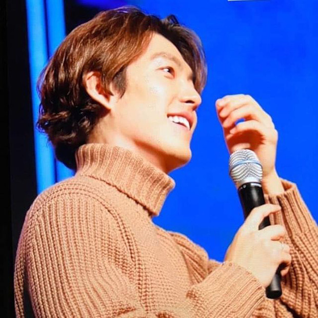Kim Woo Bin lột xác ngoạn mục tại sự kiện đầu tiên: Visual còn đỉnh hơn xưa, vỡ òa trước dàn khách mời đặc biệt - Ảnh 2.