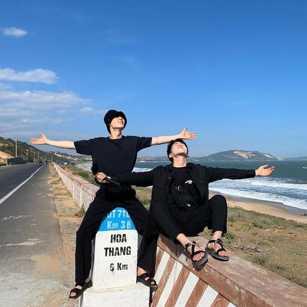 Nghiện Việt Nam như nam thần Hwang Min Hyun (NUEST): Năm nay đến 3 lần, hết sự kiện giờ lại vi vu Bình Thuận - Ảnh 3.