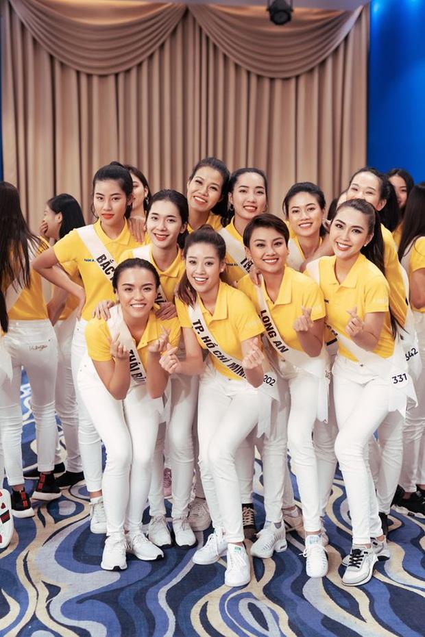 Tân Hoa hậu Khánh Vân trên show thực tế: Chưa dẫn đầu lần nào nhưng cũng không bao giờ rớt khỏi top 20 - Ảnh 9.