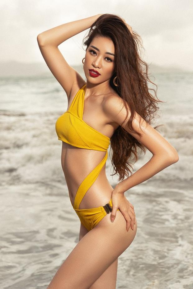Soi lại số đo top 3 Hoa hậu Hoàn vũ VN ở các cuộc thi trước với hiện tại: Ai lột xác nhiều nhất? - Ảnh 3.