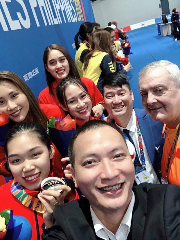 Ngây ngất trước vẻ đẹp vạn người mê của nữ VĐV đấu kiếm vừa đem về huy chương bạc cho Việt Nam - Ảnh 3.