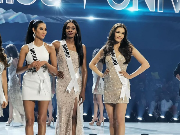 Trọn vẹn màn phát biểu của Hoàng Thùy khi lọt Top 20: Cô bé bán hàng rong trên xe lửa đến Miss Universe, tôi đã làm được! - Ảnh 2.