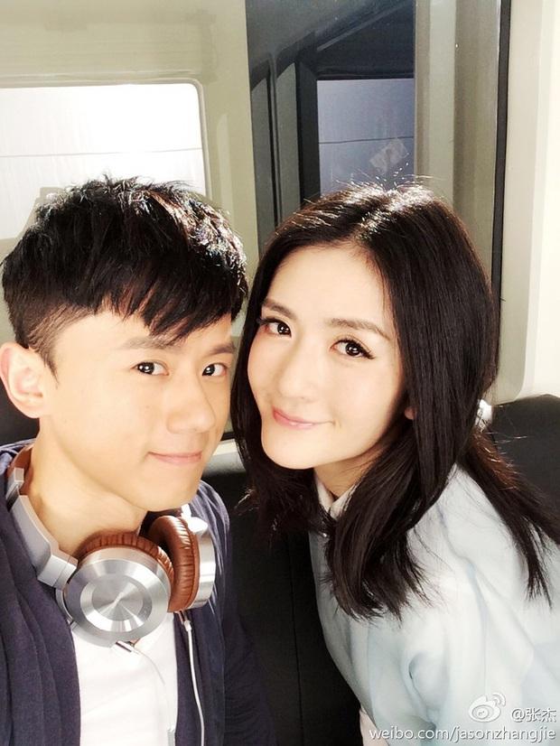 Rộ tin đồn cặp đôi vàng Trương Kiệt - Tạ Na ly hôn sau 12 năm gắn bó, nhân vật thứ 3 gây bất ngờ lớn - Ảnh 1.