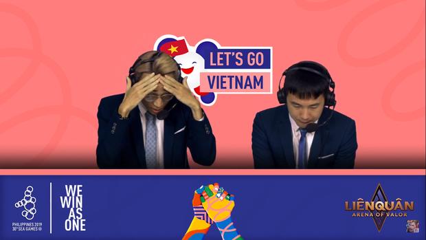Liên Quân Mobile: Nhìn BLV Tùng Họa Mi bật khóc ngay trên sóng trực tiếp mới thấy trận thua trước Thái Lan nuối tiếc đến nhường nào! - Ảnh 2.