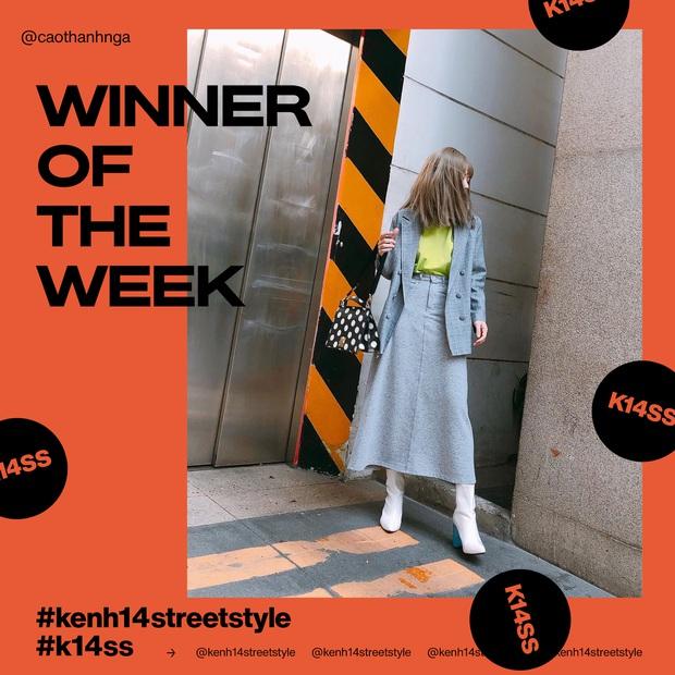 HOT: Công bố kết quả contest #kenh14streetstyle Tuần 1 tháng 12 và bật mí giải thưởng siêu xịn cho tuần 2 tháng 12 - Ảnh 2.