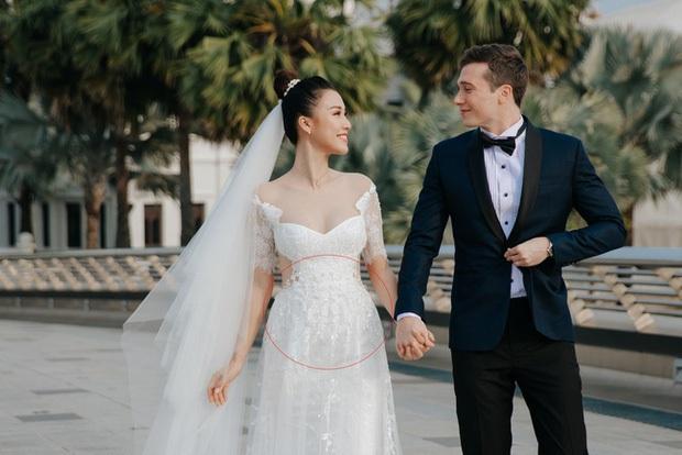 Sau tin đồn mang thai, MC Hoàng Oanh đã lộ vòng 2 lớn rõ lắm rồi trong hình ảnh đời thường - Ảnh 4.