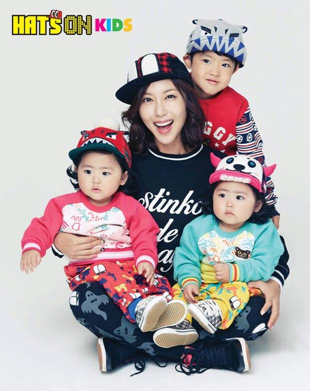 Chớp mắt dàn idol Hàn đình đám đã làm cha mẹ hết rồi: Wonder Girls - After School chưa bất ngờ bằng nữ thần Kpop - Ảnh 13.
