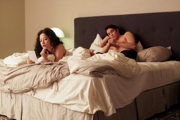 Thanh Hằng, Chi Pu, Lãnh Thanh đều nude 100% để mang đến những cảnh nóng khốc liệt trần trụi nhất cho Chị Chị Em Em - Ảnh 2.