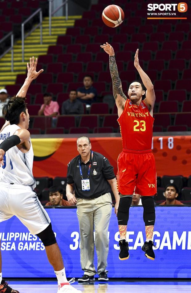 Tan giấc mộng vàng ở SEA Games 30, tuyển bóng rổ Việt Nam hướng tới tấm huy chương đồng thứ 2 - Ảnh 2.