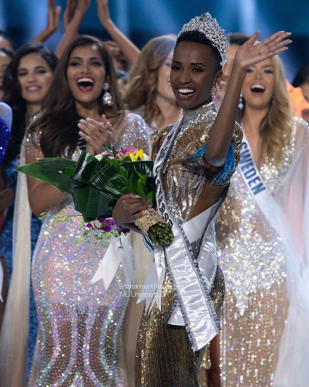 Chân dài Nam Phi liên tục giành giải cao tại 3 mùa Miss Universe: Màn phục thù thành công từ Á hậu 1 2018 tới Tân Hoa hậu 2019! - Ảnh 5.