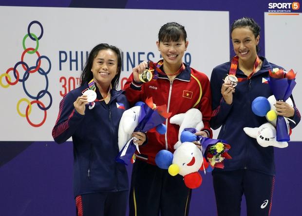 Lịch thi đấu SEA Games 30 ngày 9/12: Ánh Viên bước vào ngày thi đấu thứ 5 liên tiếp không nghỉ - Ảnh 1.
