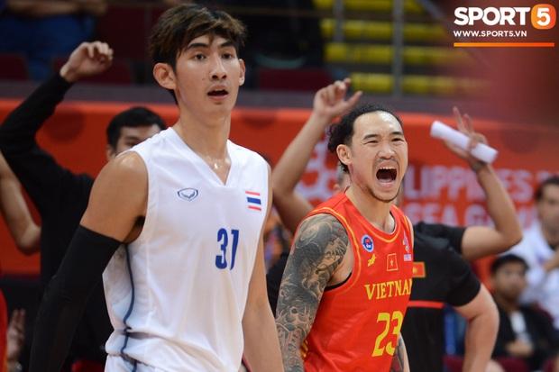 Tan giấc mộng vàng ở SEA Games 30, tuyển bóng rổ Việt Nam hướng tới tấm huy chương đồng thứ 2 - Ảnh 3.