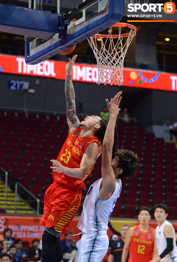 Tan giấc mộng vàng ở SEA Games 30, tuyển bóng rổ Việt Nam hướng tới tấm huy chương đồng thứ 2 - Ảnh 1.