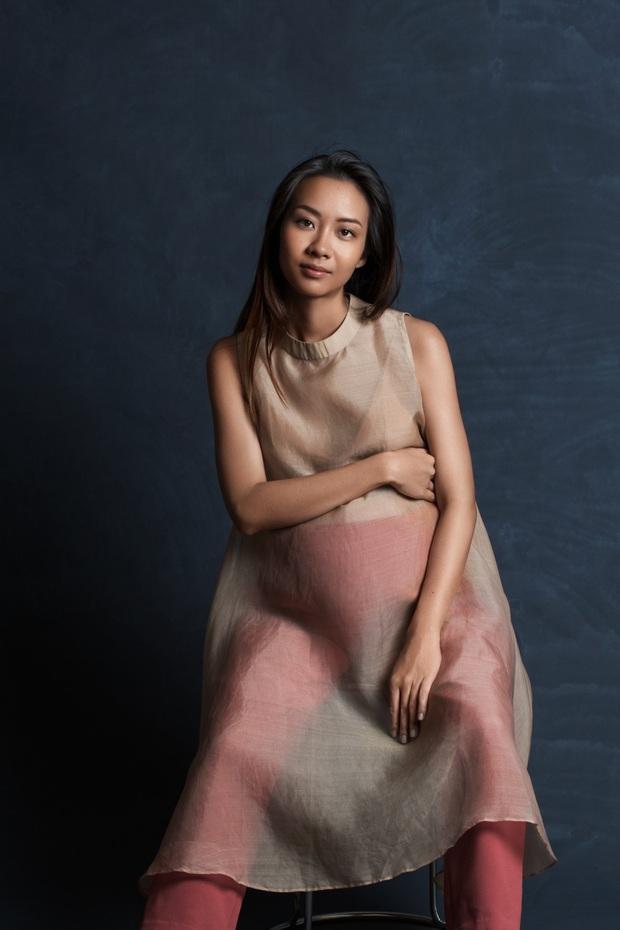 Suboi mạo hiểm quay MV khi đang mang thai, lại còn tặng cam rất healthy and balance cho loạt nghệ sĩ Việt để quảng bá lần cuối trước khi làm mẹ - Ảnh 5.