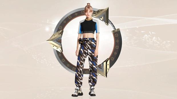 Louis Vuiton bất ngờ giới thiệu BST thời trang mới lấy cảm hứng từ game Liên minh Huyền thoại - Ảnh 1.