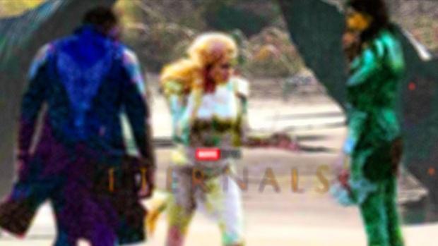 Marvel nhá hàng nội dung hấp dẫn của hai bom tấn The Eternals và Black Widow: Spoil chút chút cho dân tình quéo chơi - Ảnh 2.