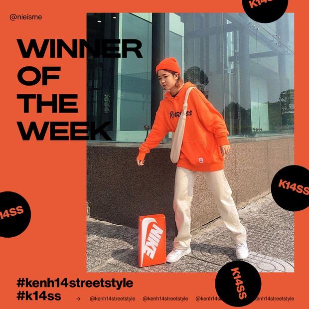 HOT: Công bố kết quả contest #kenh14streetstyle Tuần 1 tháng 12 và bật mí giải thưởng siêu xịn cho tuần 2 tháng 12 - Ảnh 1.