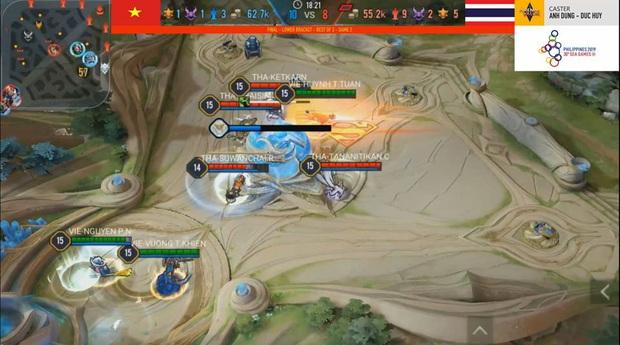 Liên Quân Mobile: Cộng đồng Liên Quân Việt Nam phẫn nộ chưa từng có sau trận thua của MZ Esports trước Thái Lan! - Ảnh 1.