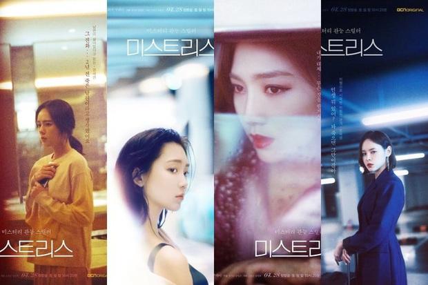 4 kiểu tiểu tam gây kinh hãi trên màn ảnh Hàn: Nổi cơn điên với mấy chị Tuesday dù biết sai trái nhưng em vẫn muốn tham lam - Ảnh 1.