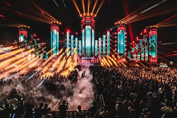 """Yamaha Ravolution Music Festival: DJ Don Diablo bất ngờ """"chill"""" nhạc Việt, raver hào hứng """"quẩy"""" tưng bừng - Ảnh 1."""