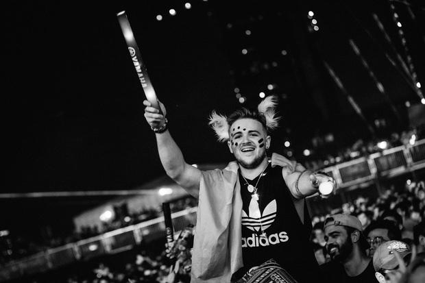"""Yamaha Ravolution Music Festival: DJ Don Diablo bất ngờ """"chill"""" nhạc Việt, raver hào hứng """"quẩy"""" tưng bừng - Ảnh 2."""