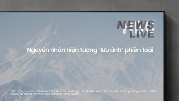 Samsung Việt Nam tung quảng cáo chê TV OLED nhanh tàn - Ảnh 3.