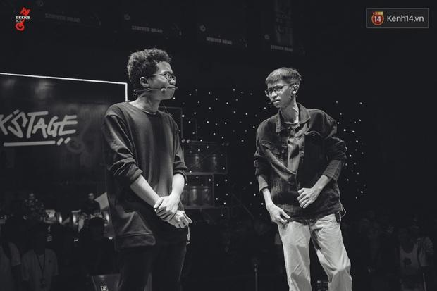 Điểm lại những pha bẻ lyric của các đấu thủ tại vòng Knock-out Beck'Stage Battle Rap: RichChoi, Đại Vũ, Linh Thộn ai bẻ lái gắt hơn? - Ảnh 5.