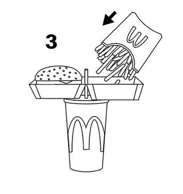 Hóa ra đây mới là cách ăn fastfood đúng mà lâu nay chúng ta đã không biết, nhưng nó tồn tại nhược điểm có thể khiến bạn giận tím người - Ảnh 4.