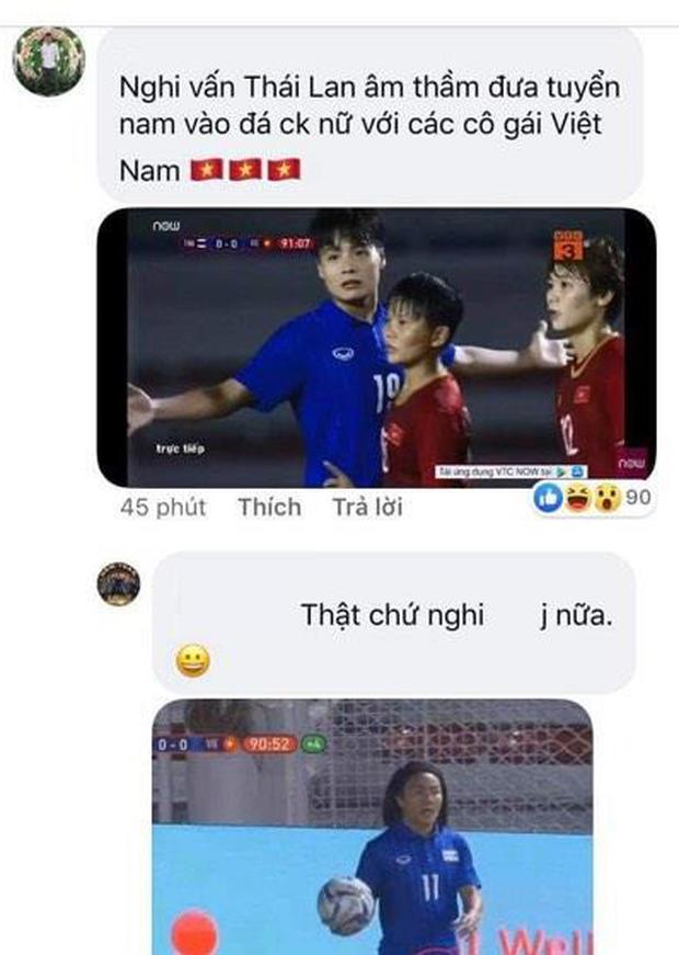 Nhiều fan Việt kì thị giới tính cầu thủ nữ Thái Lan: Cổ động viên bóng đá văn minh sẽ không làm thế! - Ảnh 2.