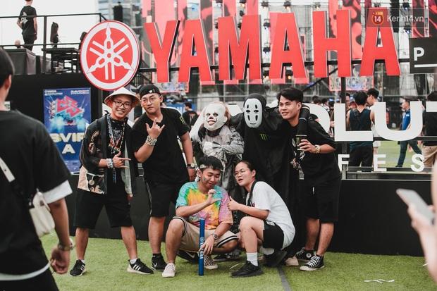 """Yamaha Ravolution Music Festival: DJ Don Diablo bất ngờ """"chill"""" nhạc Việt, raver hào hứng """"quẩy"""" tưng bừng - Ảnh 4."""
