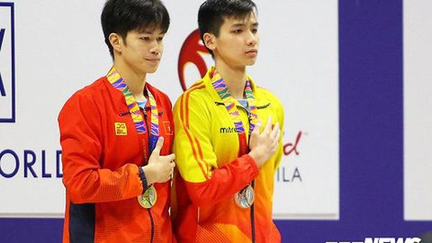 Cay đắng thần đồng bơi lội Việt Nam: Bị đình chỉ học trước SEA Games, HLV trưởng đòi đuổi khỏi đội - Ảnh 4.