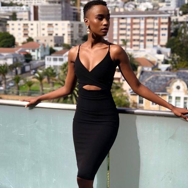 Nhan sắc lạ và đầy ấn tượng của mỹ nhân Nam Phi vừa đăng quang Miss Universe 2019 - Ảnh 17.