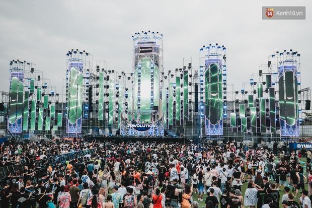 """Yamaha Ravolution Music Festival: DJ Don Diablo bất ngờ """"chill"""" nhạc Việt, raver hào hứng """"quẩy"""" tưng bừng - Ảnh 5."""