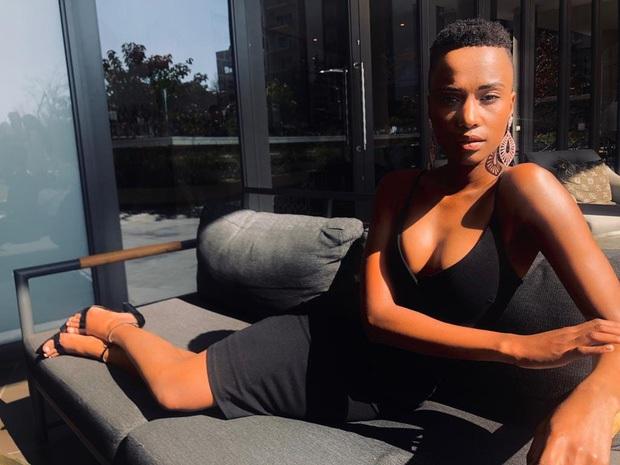 Nhan sắc lạ và đầy ấn tượng của mỹ nhân Nam Phi vừa đăng quang Miss Universe 2019 - Ảnh 18.