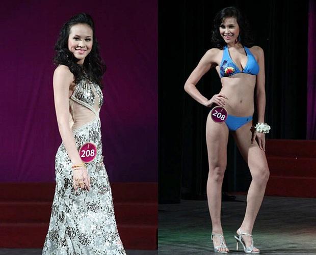 Ít ai biết dàn mỹ nhân Vbiz này từng thi Hoa hậu: Ngọc Trinh dính lùm xùm, ai cũng đổi đời ngoạn mục dù thứ hạng không cao - Ảnh 5.