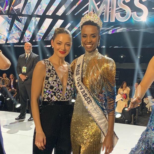 Chân dài Nam Phi liên tục giành giải cao tại 3 mùa Miss Universe: Màn phục thù thành công từ Á hậu 1 2018 tới Tân Hoa hậu 2019! - Ảnh 2.