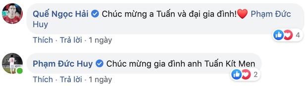 Trợ lý đội U22 Việt Nam hạnh phúc khi con trai chào đời ngay trước thềm chung kết SEA Games 30 - Ảnh 6.