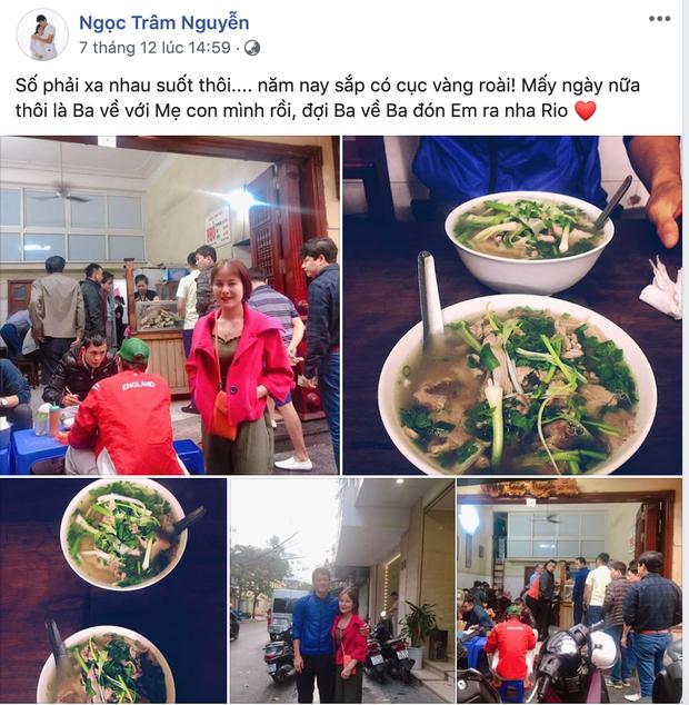 Trợ lý đội U22 Việt Nam hạnh phúc khi con trai chào đời ngay trước thềm chung kết SEA Games 30 - Ảnh 3.