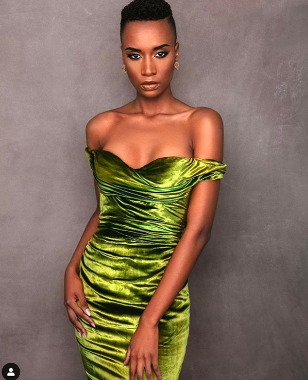 Nhan sắc lạ và đầy ấn tượng của mỹ nhân Nam Phi vừa đăng quang Miss Universe 2019 - Ảnh 10.