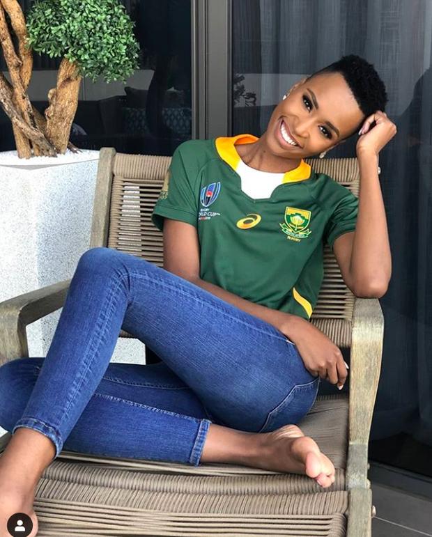 Nhan sắc lạ và đầy ấn tượng của mỹ nhân Nam Phi vừa đăng quang Miss Universe 2019 - Ảnh 8.