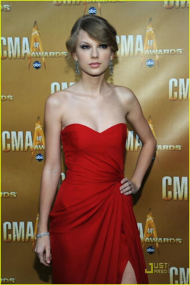 Chị rắn Taylor Swift lên cân trông thấy, cặp đùi tăng size nhưng vòng 1 khủng ngày nào đâu rồi? - Ảnh 6.