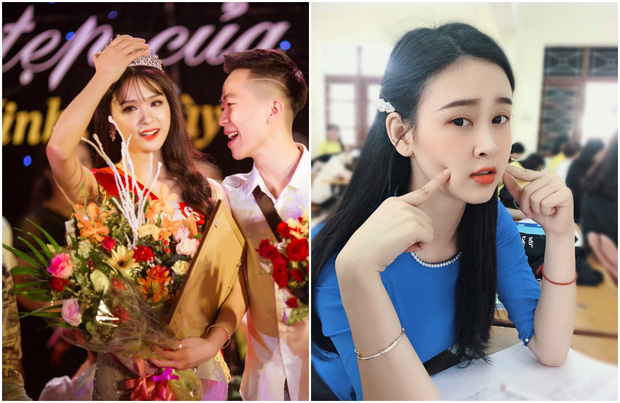 Top 3 Hoa khôi Sinh Viên 2018: Người vừa tốt nghiệp đã là BTV đài truyền hình, người nhan sắc thăng hạng không ngừng - Ảnh 8.