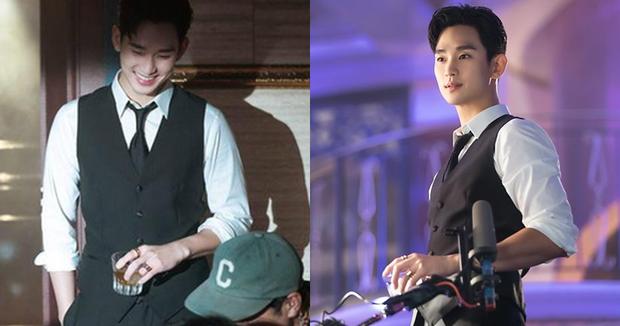 Chán làm trùm khách sạn ma Hotel Del Luna, Kim Soo Hyun đầu thai thành anh hộ lí điển trai ở phim mới đài tvN - Ảnh 2.
